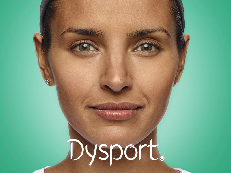 Get discount on Dysport at Sunset Dermatology in South Miami.