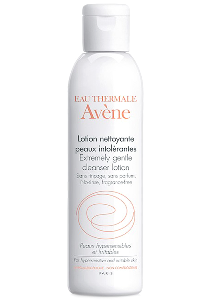 Avene Extremely Gentle Cleanser Lotion at Sunset Dermatology in South Miami.