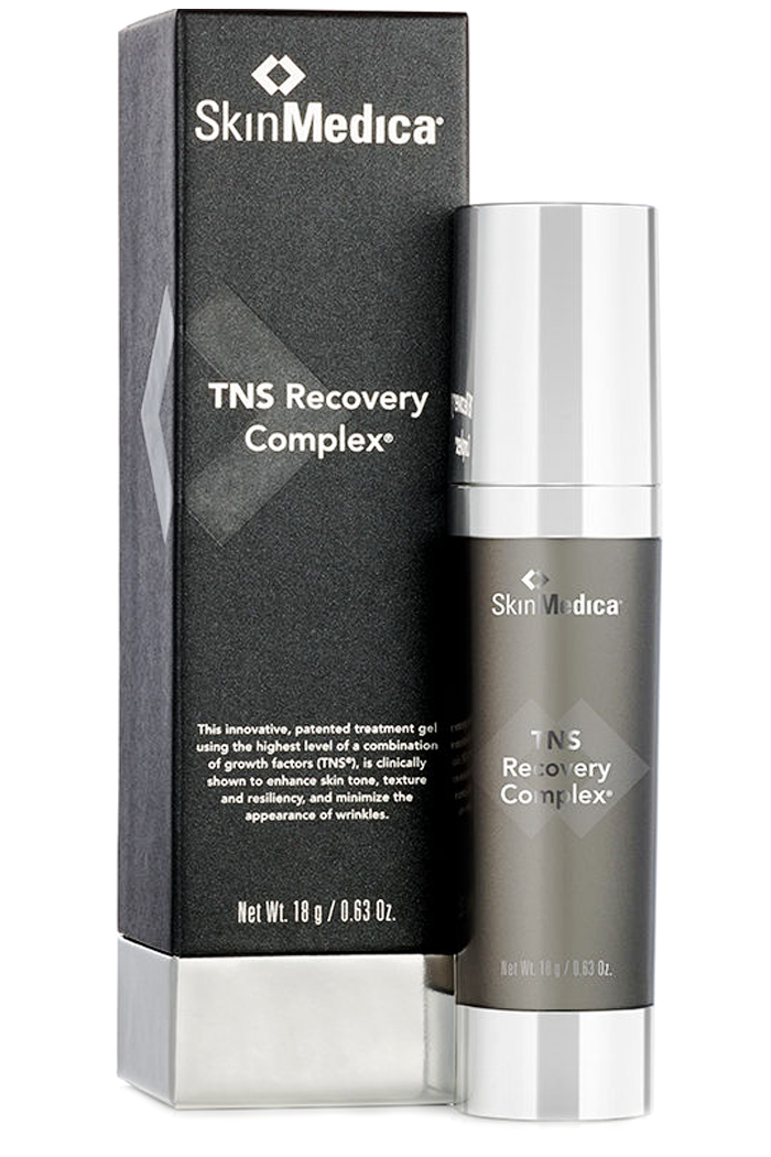 SkinMedica TNS Recovery Complex at Sunset Dermatology