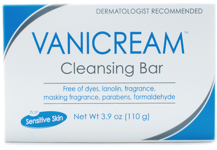 Vanicream Cleansing Bar at Sunset Dermatology in South Miami