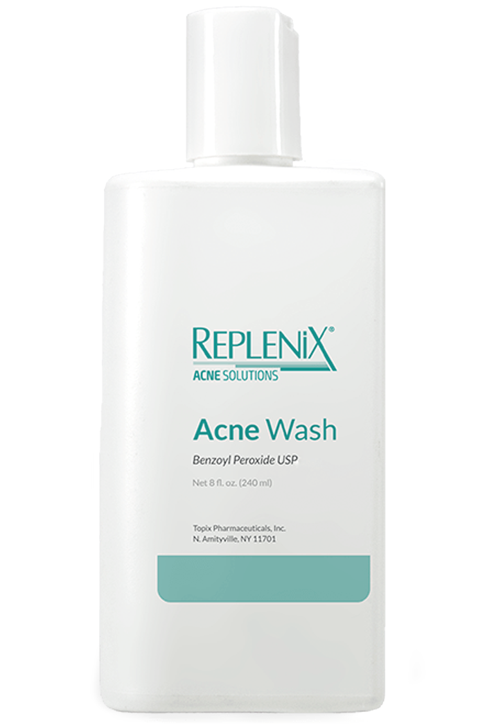 Replenix Acne Wash (Benzoyl Peroxide USP) at Sunset Dermatology