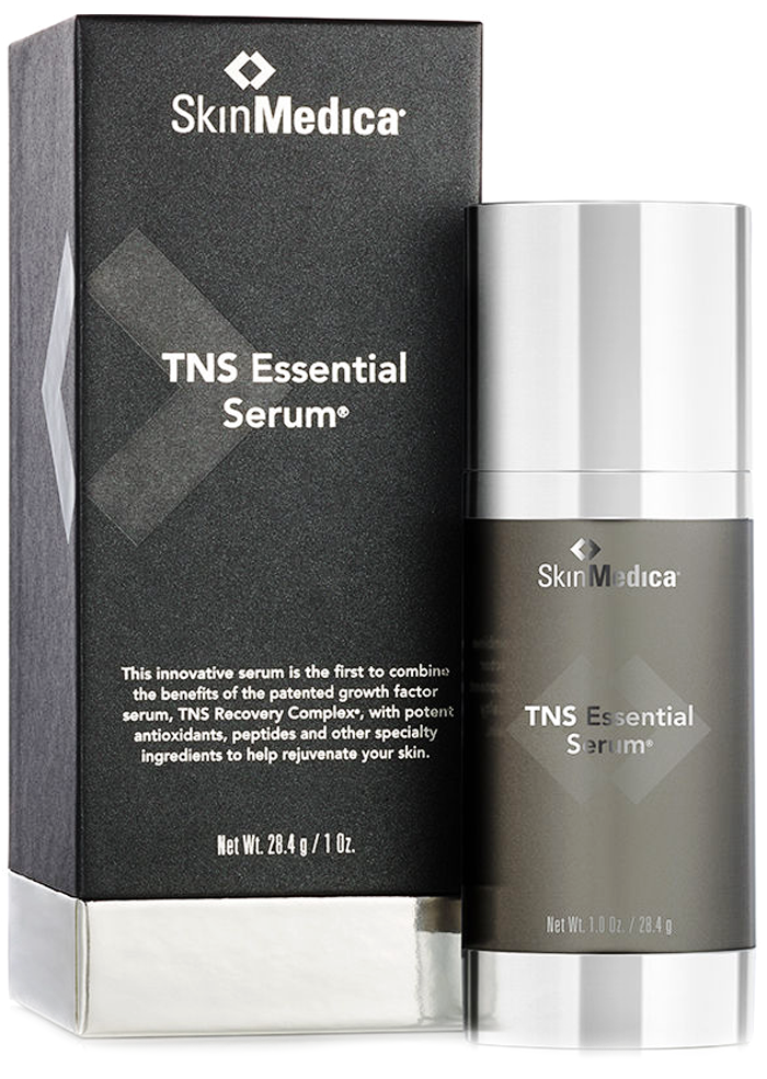 SkinMedica TNS Essential Serum at Sunset Dermatology