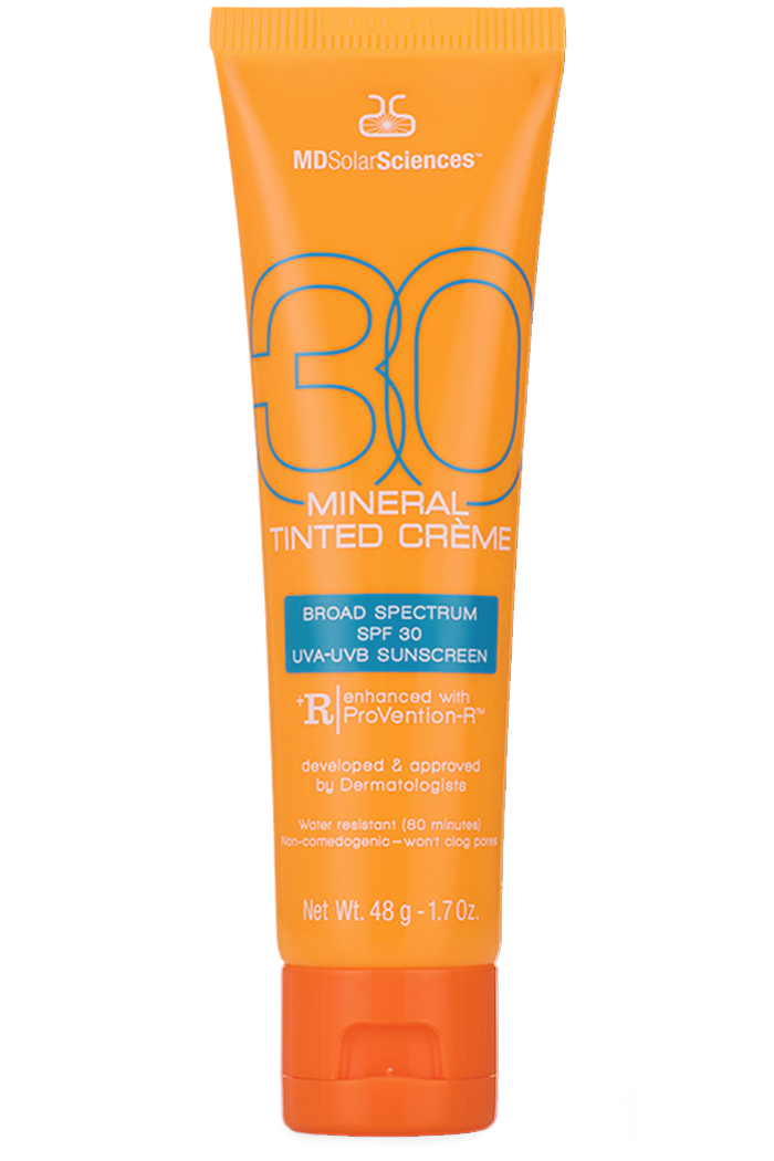 MDSolarSciences Mineral Tinted Creme SPF 30 at Sunset Dermatology
