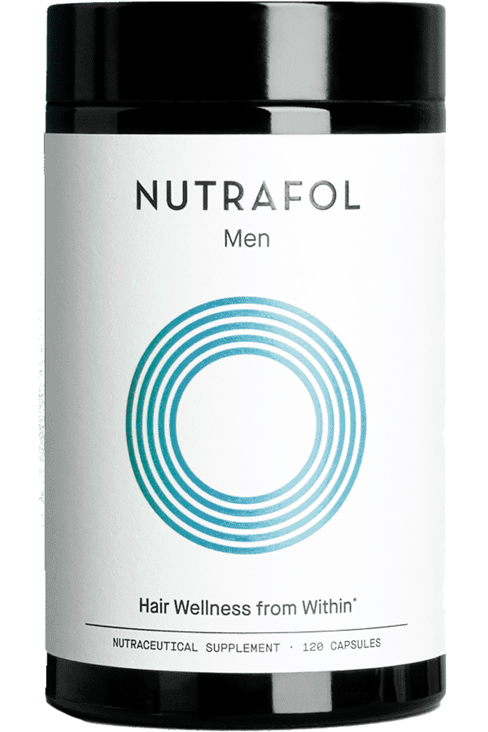 Improves hair growth, thickness, and scalp coverage.
