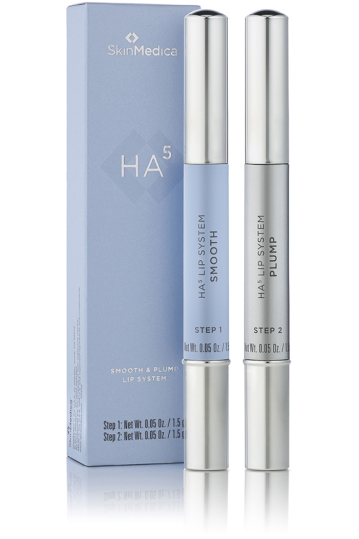This two-step treatment is clinically shown to plump the appearance of lips while providing the same smoothing and hydrating benefits of HA5 Rejuvenating Hydrator.