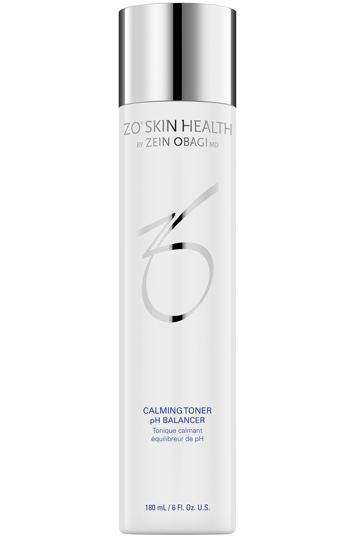 Calming, pH balanced toner that removes impurities and invigorates weak and sensitive skin.